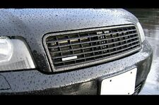 Audi-A4 S4 RS B6 Badgeless Debadged Euro Front Sport Grill Quattro S Line 02-05