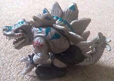 Mattel Vintage 90s Extreme Dinosaurs salvaje Stegz figura Pintura De Batalla