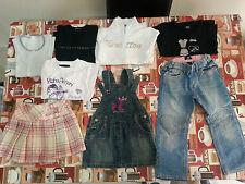 Lotto 192 stock 8 pezzi abbigliamento bimba bambina 3-4 anni 104cm