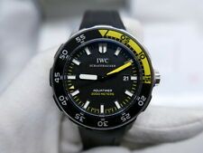 IWC Aquatimer Automatic 2000 IW356810 Yellow-Black Wrist Watch - FAST World Ship