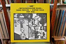 Hans Reichel - Wichlinghauser Blues -FMP 0150 -