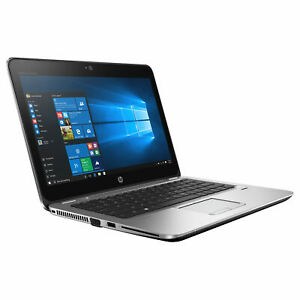 "HP EliteBook 820 G3 - 12,5"" (35,8 cm) i5-2,4 GHz 8 GB 256 GB SSD Webcamera W10P"