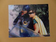 Adam West 8x10 Autographed 'TV's BATMAN' Photo