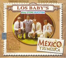 Los Babys Mexico y su Musica Vol 2 Box set New Nuevo sealed