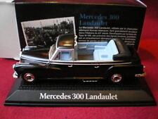 PRESIDENTIAL CARS Mercedes 300 Landaulet 1/43 Norev