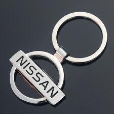 Car Logos 3D Chromed Titanium Key Chain Car Keychain Ring Keyfob Metal Keyrings