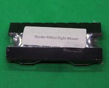 New : Lapco Spyder Offset Sight Rail Mount Paintball Maker Gun Upgrades (B3)