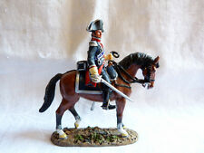 Cavalier Delprado 1er empire - Cavalier garde du corps Espagne 1801 - Napoléon