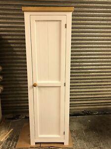 Handmade Solid Pine Linen/Larder Unit, Kitchen/Utility Storage Cupboard