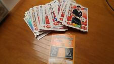 Adrenalyn 2010-2011 lote de 75 cartas