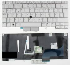HP EliteBook 2730p 2740p 2760 2530 UK KEYBOARD TRACKPOINT SILVER 501493-031 F168