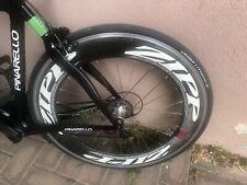 Zipp 808 Ruota  Posteriore Wheel Zipp 808 Shimano Copertoncino 10v.