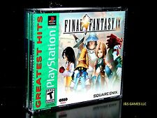 Final Fantasy Ix Ff 9 (Playstation 2 Ps1 / Ps2) *New Sealed*