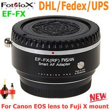 Fotodiox EF-FX Auto Focus lens adapter For Canon EF lens to Fujifilm FX Cameras