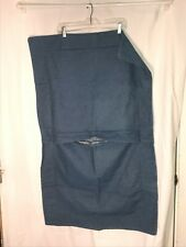 King Blue Denim Shams (2) 100% Cotton