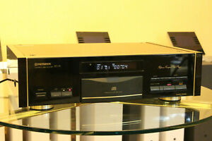 Pioneer PD 75 CD Player serviced, new laser lens instaled & warranty !