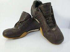Adidas Goodyear  Adi Racer Brown Suede Size UK 3.5/EU36.5 Rare 2006 (h2)