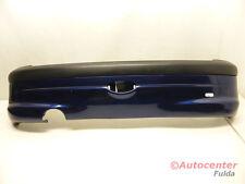 Peugeot 206 1.4 Stoßstange Hinten Heckschürze Blau