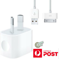 Original Genuine Apple iPad 1st 2nd 3rd iPad2 iPad3 WALL CHARGER USB Data Cable