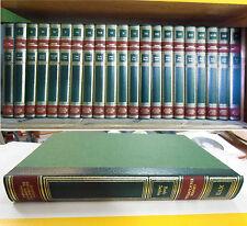 GRANDE ENCICLOPEDIA Ist.Geogr.De Agostini Novara-20 volumi '85-'86 +1 aggior.'90