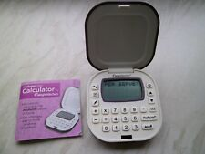 WEIGHTWATCHERS PRO POINTS CALCULATOR - PURPLE - USED