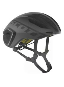 "Scott Cadence Plus MIPS Bicycle Helmet, Large 59-61cm/ 23.25-24"" Matte Black"