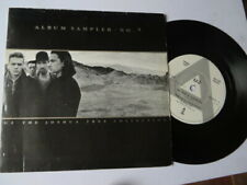 "*** U2 ~ ALBUM SAMPLER No:5 - IN GOD'S COUNTRY - RARE 7"" DEMO  ***"
