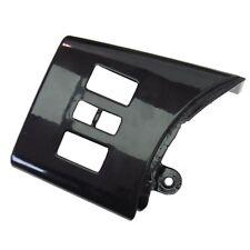 Black Piano Steering wheel switch pack for Nissan Navara D40 pathfinder LH 4