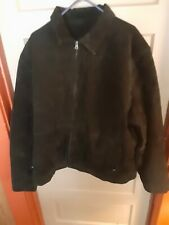 Knightsbridge leather jacket Xxl Black