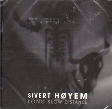 CD Sivert Hoyem (Madrugada), Long Slow Distance, 2011,  NEU