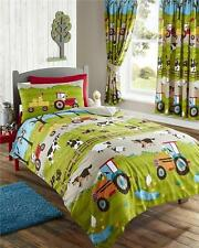 Vehicles Pictorial Home Bedding for Children