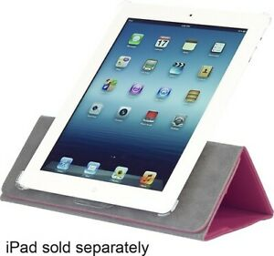 Apple iPad 4, 3, & 2 M-Edge Incline Case Cover Jacket (Multiple stand angles)