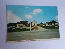Portage La Prairie Vintage Postcard Manitoba