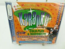 BCI Cold Play Radio head Karaoke CD+G player needed new sealed