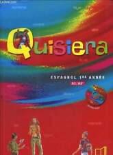 Manuels et guides scolaires en espagnol