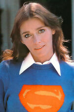Margot Kidder In Superman Sweater Color 11x17 Mini Poster