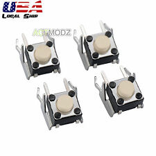 4  PCS RB/LB Tactile Switch Repair Bumper Button for Xbox one Controller