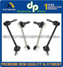 JAGUAR XJ8 XJR VANDEN PLAS FRONT + REAR SWAY STABILIZER BAR LINK LINKS SET of 4