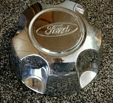 (1) Ford Explorer Sport Trac Ranger Crown Vic WHEEL CENTER CAP OEM chrome 6-1/2