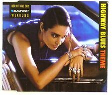 Maxi CD - Highway Blues Band - Highway Blues Theme - A4172
