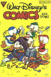 Walt Disney?s Comics and Stories #538 VF; Dell | save on shipping - details insi
