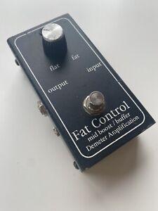 Demeter Fat Control Boost/overdrive