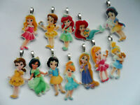 Cute Disney PRINCESS  Necklace's 12 to Choose From  Free UK Postage