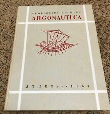 Argonautica - Jason and the Golden Fleece - Rhodius - Limited Editions #516