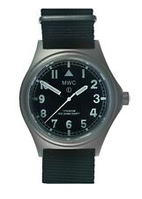 MWC 300m 12hrND Titanium General Service Military Watch Quartz Sapphire Crystal