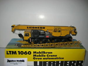 LIEBHERR LTM 1060 AUTOKRAN #2079.1 CONRAD 1:50 OVP