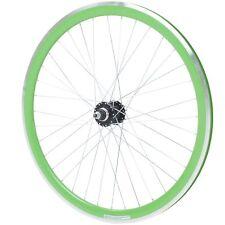 700C 28 Zoll Viking Vorderrad Fixie Singlespeed Hochflansch Fixed Wheel B-Ware