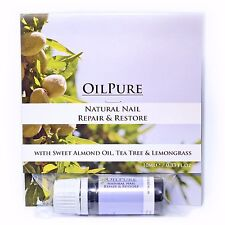 Cuticle & Nail Repair Oil by Oilpure. Renew & restore nails. Natural Treatment
