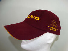 VOLVO NUSS TRUCK FROUP MAROON CAP/HAT ONE SIZES LOW PRICE UNIQUE LOOK