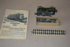 Marklin Postwar RS800 Train Engine Vintage Original